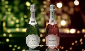 "Korbel<br><span style=""font-size:18px;"">""Sweet Thing""</span>"