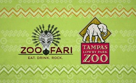 "Lowry Park Zoo<br><span style=""font-size:18px;"">""Zoofari""</span>"